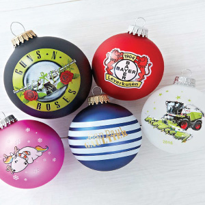 Christmas baublesimage