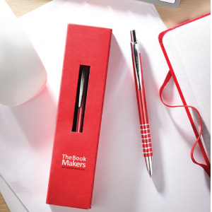 Pens in giftboxesimage