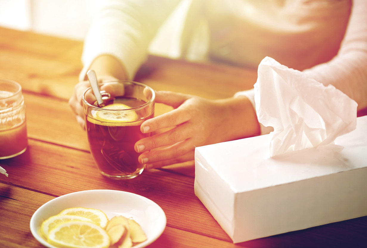 Tissues and napkinsimage