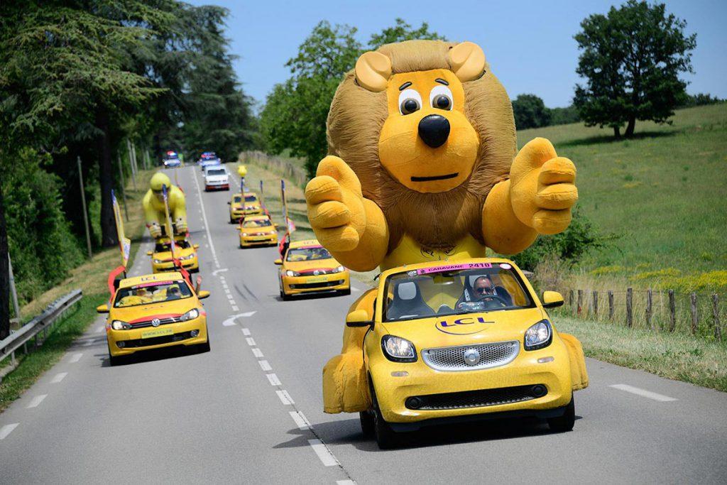 Tour de France giveawaysimage